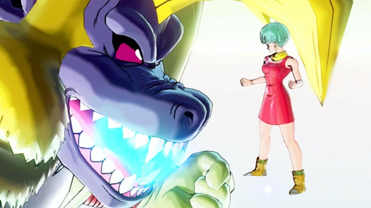 Dragon Ball Z Xenoverse 2 (18+) Nude Mod Gameplay - YouTube