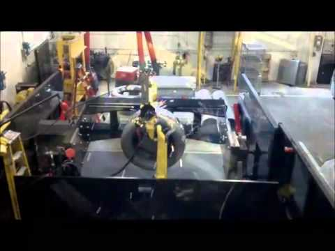 Precision Fabrication & Welding with Robotic Welding System