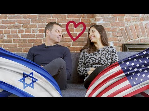 Valentine's Day - American Jews And Israelis