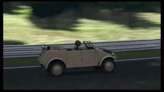 Volkswagen Kubelwagen typ82 1944 GT5