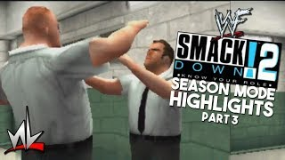 nL Highlights - WWF SmackDown! 2: Know Your Role SEASON MODE (Part 3)