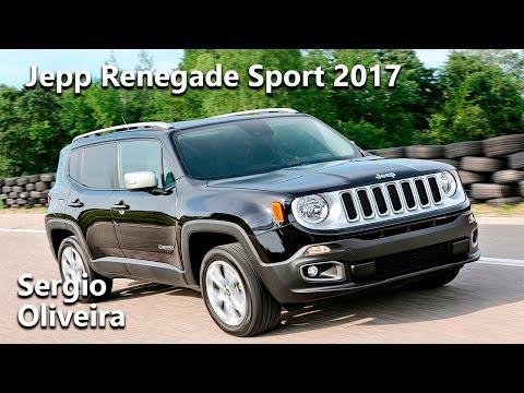 Jeep Renegade Sport 2017. ¿Vale la pena la Jeep más chica?