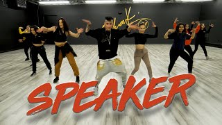 Banx & Ranx - Speaker (Feat. Olivia Holt and ZieZie) (Dance Video) Choreography | MihranTV