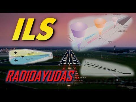 ILS | Radioayudas IFR |
