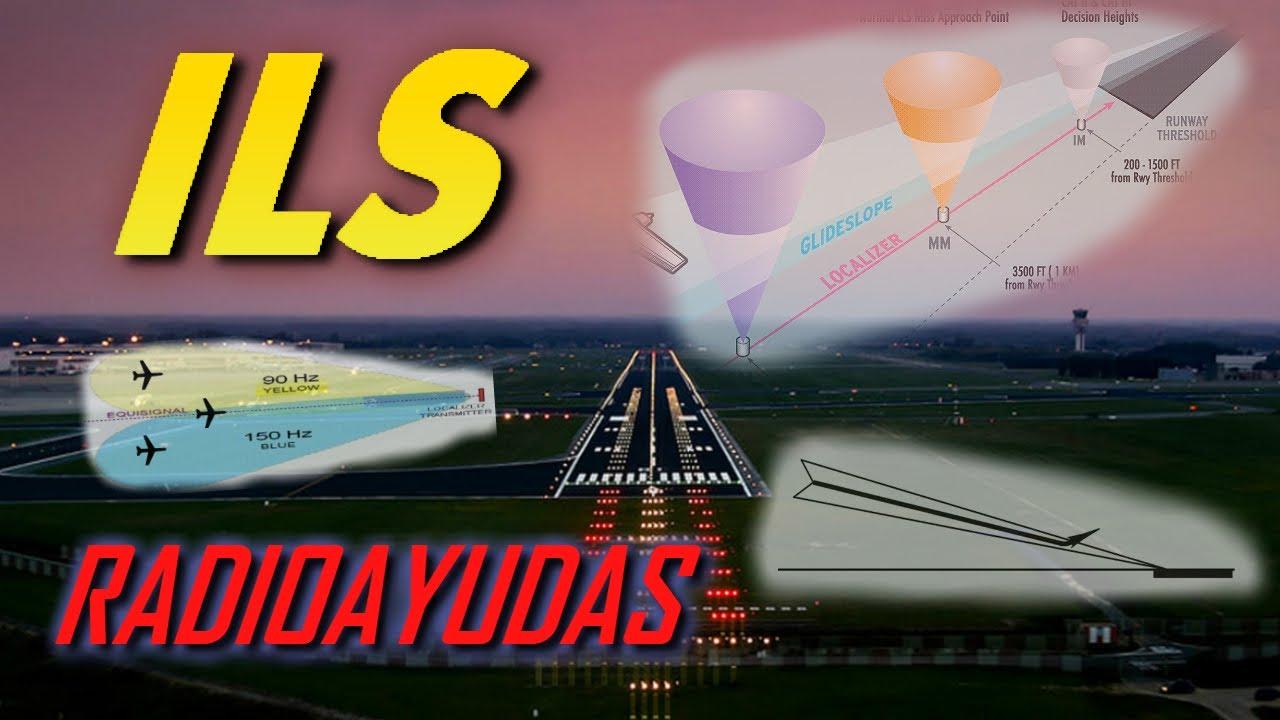 Download ILS | Radioayudas IFR |