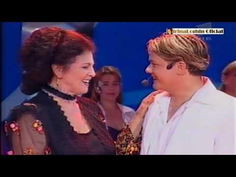 IRINA LOGHIN SI FUEGO MAMA SI FIUL PRIMA APARITIE TV