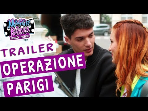 Maggie & Bianca Fashion Friends | TRAILER Operazione Parigi [episodio speciale 2]