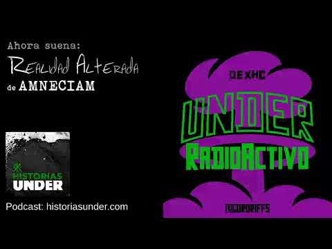 Under RadioActivo: La vieja escuela del Metal Hardcore y Punk de Ecuador [STREAM 24/7]