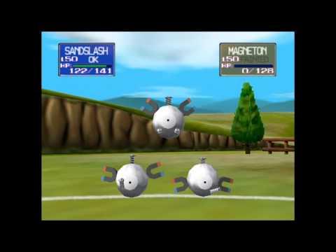 Pokemon Stadium Pokerap