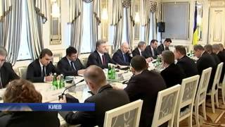 Порошенко обсудил с Дудой участие в саммите НАТО