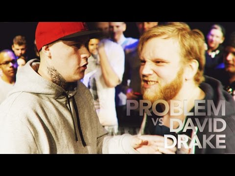 The O-Zone Battles: Problem vs David Drake