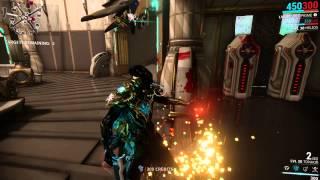 Warframe: Max Speed Volt Build (T4 Capture Gameplay, PS4 U16.7.2)