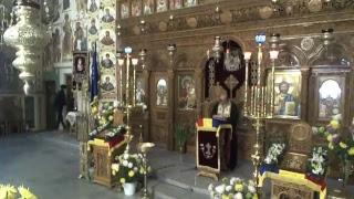 LIVE SFANTUL NICOLAE - Slujba Sfintei Liturghii - Biserica Serban Voda din Bucuresti