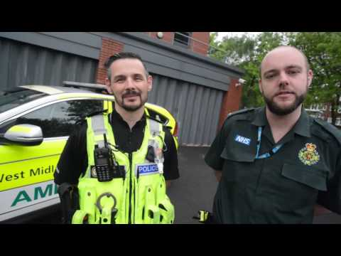West Midlands Police triage unit saves force £1.8m