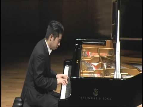 Jinsang Lee - Beethoven / Liszt - An die ferne Geliebte Op.98