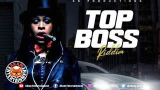 Beme Mystique aka TrapQueen - Top Boss [Top Boss Riddim] April 2020