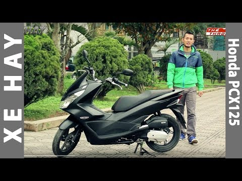 [Review] Đánh giá xe Honda PCX 2014
