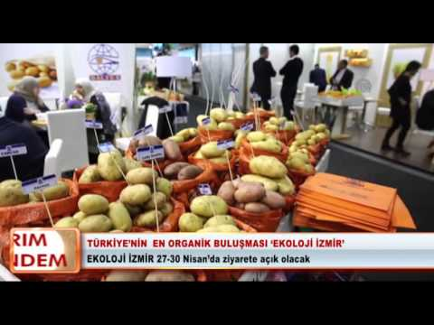 Türkiye'nin en organik buluşması ''Ekoloji İzmir''