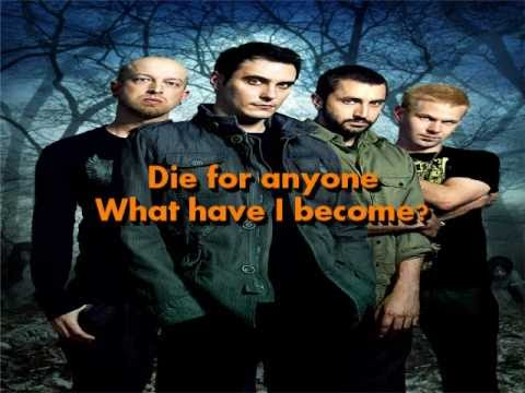 Breaking Benjamin - The Diary Of Jane (Lyrics on screen)