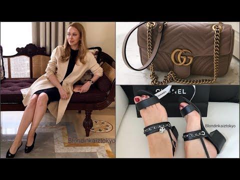 Покупки обувь 👠 Chanel , Prada ,  Sergio Rossi * сумки 👜 Gucci Marmont & Chanel
