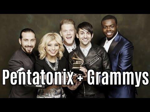 Pentatonix + Grammy Awards Compilation