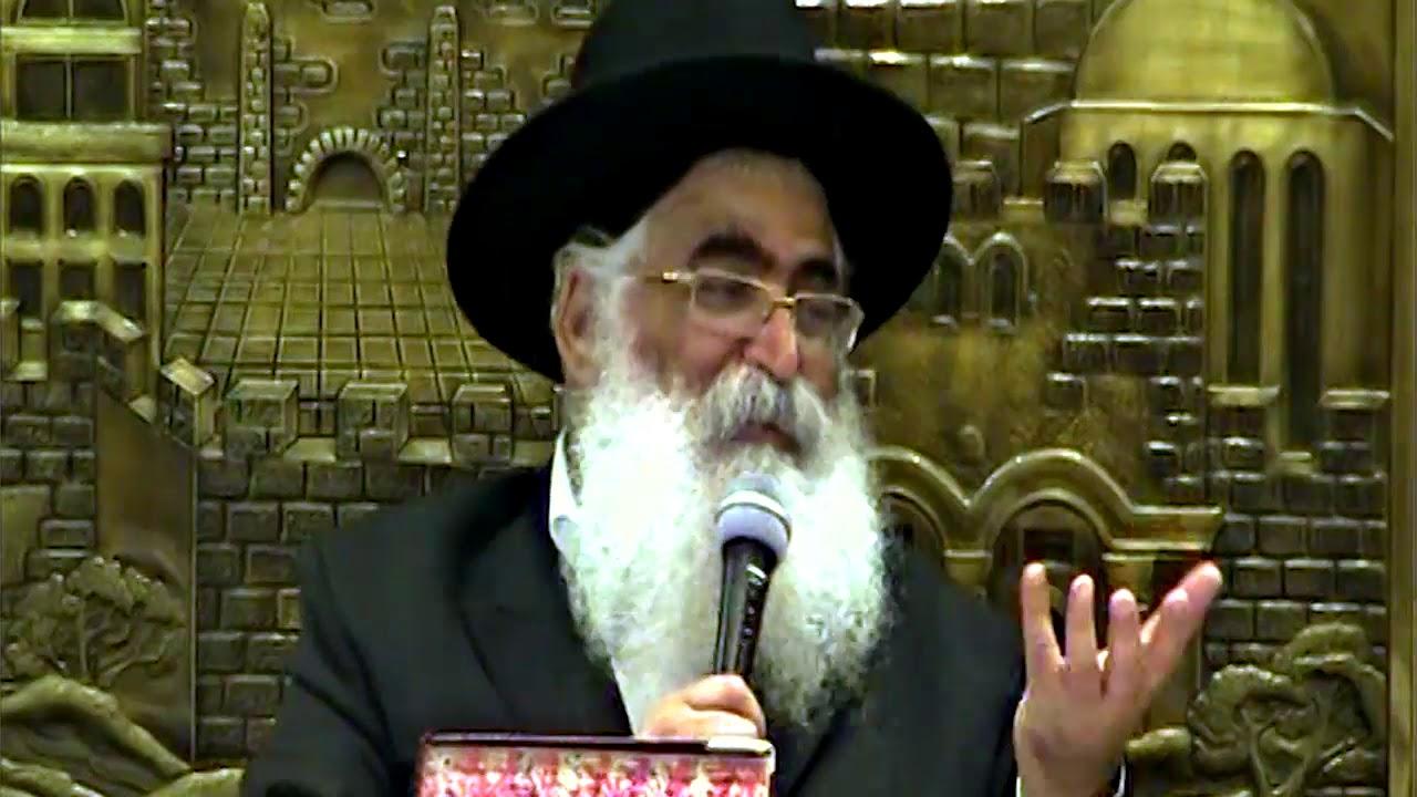 הרב יורם אברג'ל - המסר היומי - לתת את הנשמה בחינוך- ל' סיון תשע''ט