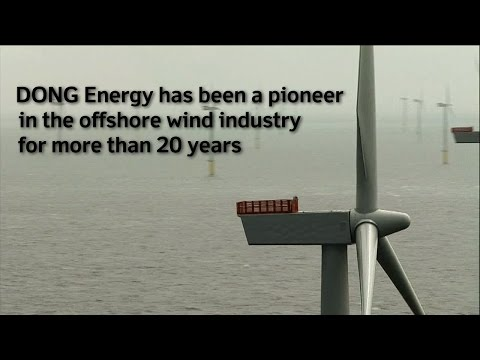 DONG Energy in the UK