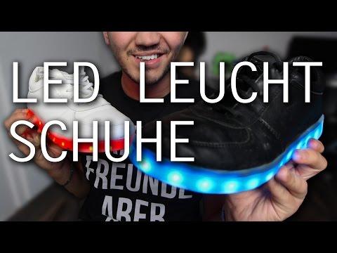 new product d7e20 64796 Herren Leuchtschuhe kaufen | LED Schuhe für Männer