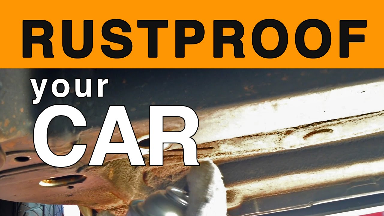 How To Rust Proof Undercoating Your Car For Winter What Works And