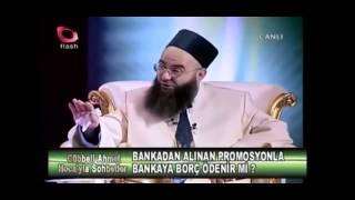 Cübbeli Ahmet Hoca - Banka Promosyon Paraları Caiz mi ?