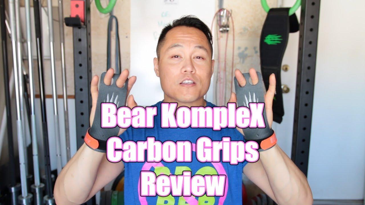 6865b67882341 Bear Komplex Carbon Grips Review