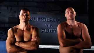 Tyson Fury vs Wladimir Klitschko Maçı 28 Kasım'da NTV Spor'da - Canlı