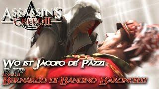 Let´s Play Assassins Creed 2 [#039] RIP: Bernardo di Bandino Baroncelli [PC] [ GER]