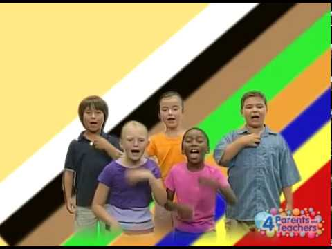 The Color Song - ASL Preschool Song