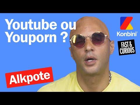 Youtube: L'empereur Alkpote répond à nos foutues questions dans son Fast & Curious 👑 | Konbini