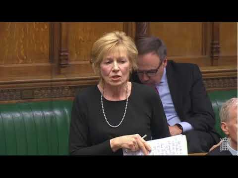 BrExit: New Clause 70, Good Friday Agreement - Lady Hermon