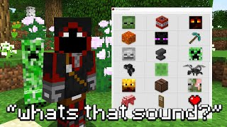 So I Used a Minecraft Sound Board on BadBoyHalo To Troll Him...