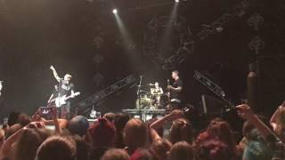 All Time Low - Lost In Stereo and Dear Maria Count Me In live (23/3/2017)