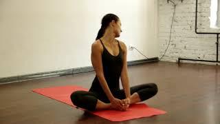 Йога-Пластика с Ириной Рудницкой. Видео урок 1.