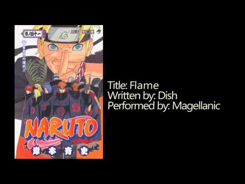 Naruto Shippuden Ending 29 FLAME - Instrumental Guitar Cover