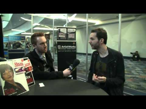 NAMM 2014: Paul Gilbert Interview - On Getting Out Of A Guitar Rut (Video)