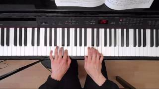 D.C. Glover - Indian Pony Race - C:1 Grade 4 ABRSM 2015/2016 Piano Tutorial