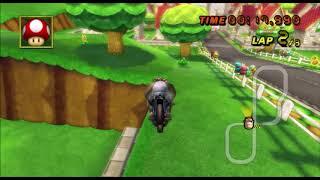 [Mario Kart Wii TAS] Mario Circuit 42.945 (glitch)