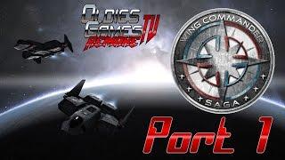 Oldies Games TV Remake#2 Part 1 Wing Commander Saga (PC)