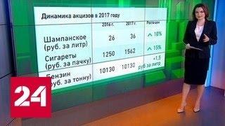 Новогоднее чудо: услуги в 2017 году станут дороже, а недвижимость дешевле(Подпишитесь на канал Россия24: https://www.youtube.com/c/russia24tv?sub_confirmation=1 В уходящем году для многих россиян неожиданно..., 2016-12-09T09:56:39.000Z)
