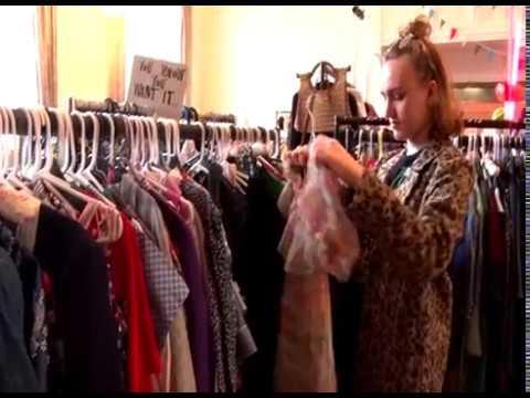News Story on Judy's Vintage Fair coming to Edinburgh