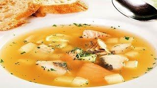 Как сварить уху. | How to cook soup.