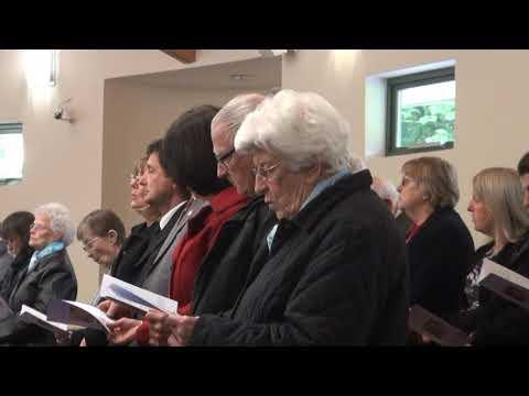 Irene Ann Andrews - Funeral 27th April 2018 - Part 1