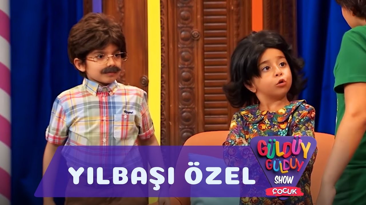 Güldüy Güldüy Show Çocuk - Yılbaşı Özel