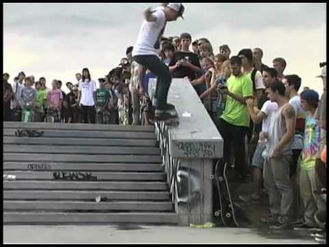 Zero Skateboards/ Mystery Skateboards The Moose is Loose Canada Tour - Toronto
